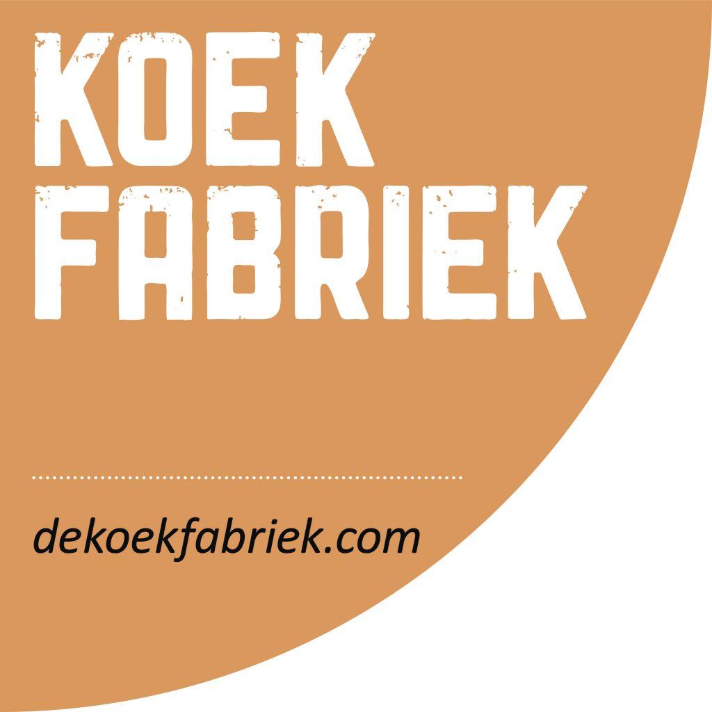 Koek fabriek logo